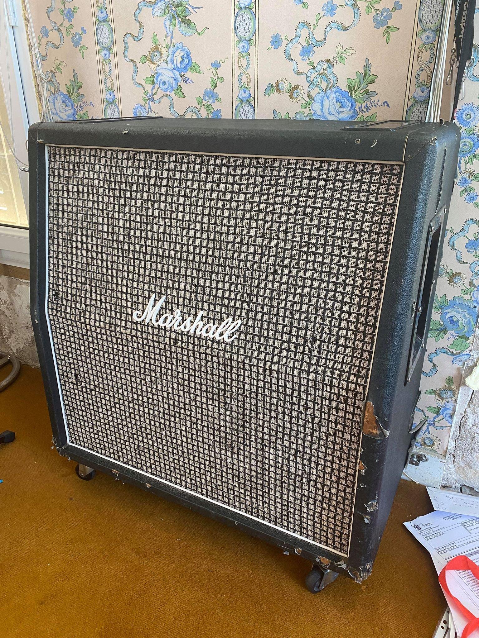 Marshall 1960 AX AV