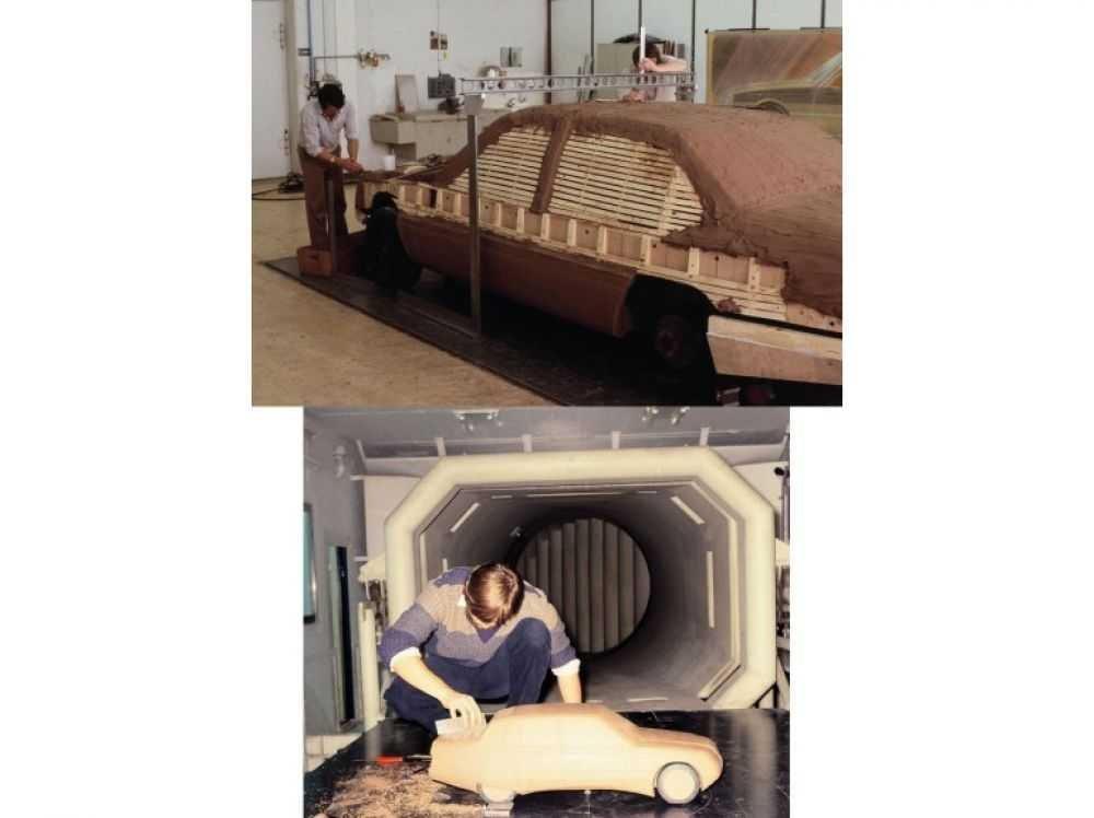 Des photos sympas d'époque sur la conception et le choix des matériaux chez MB 200818062613444342