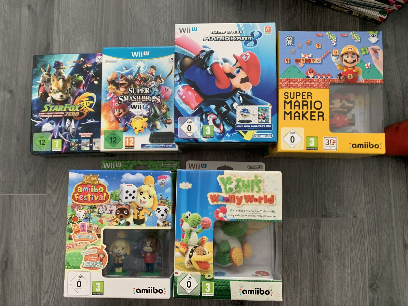 [VDS] Ma Collection complète de jeux WII U en boite complète// Cassage du lot!! 20081906051525136