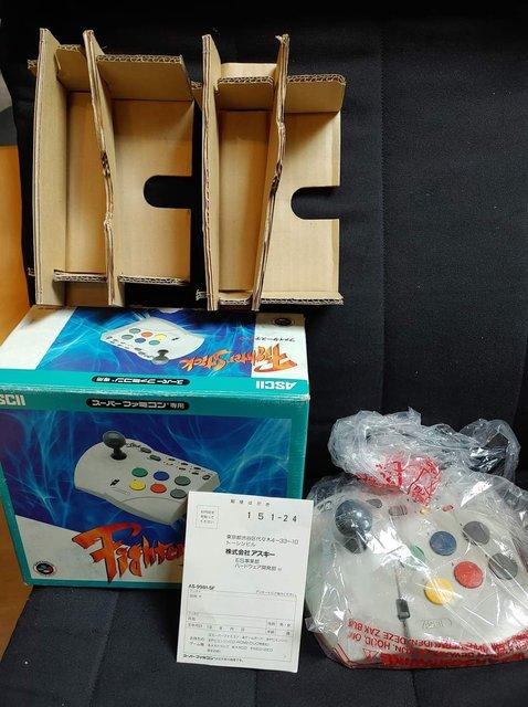 Stick arcade Playstation 2 et Super Nintendo/Famicom 200819073901857430
