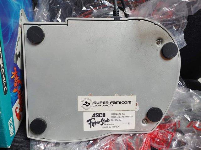 Stick arcade Playstation 2 et Super Nintendo/Famicom 20081907390282953