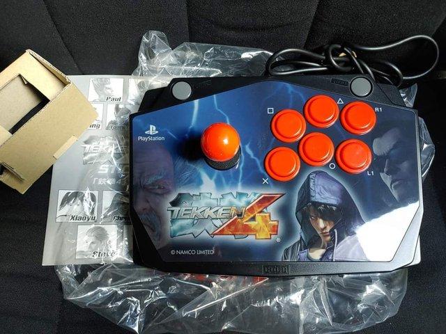 Stick arcade Playstation 2 et Super Nintendo/Famicom 200819074210149307