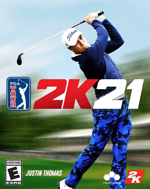 Poster for PGA Tour 2K21