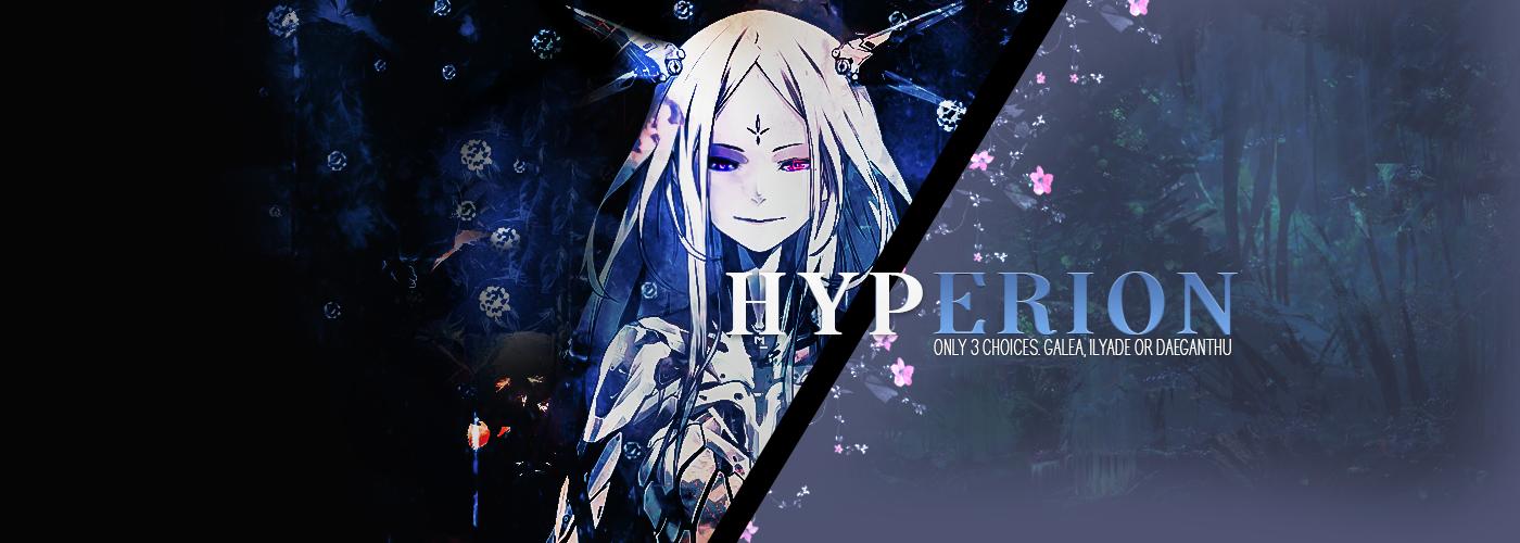 Le projet Hyperion