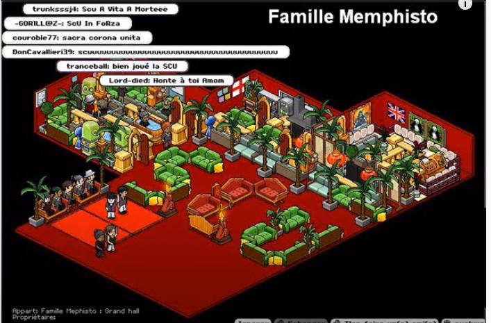Famille Mephisto 200823042541666831