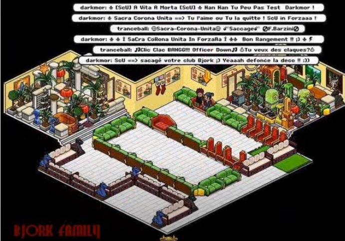 [Tranceball] Bjork Family : Discothèque 200823043558452224