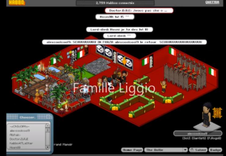 Famille Liggio 4