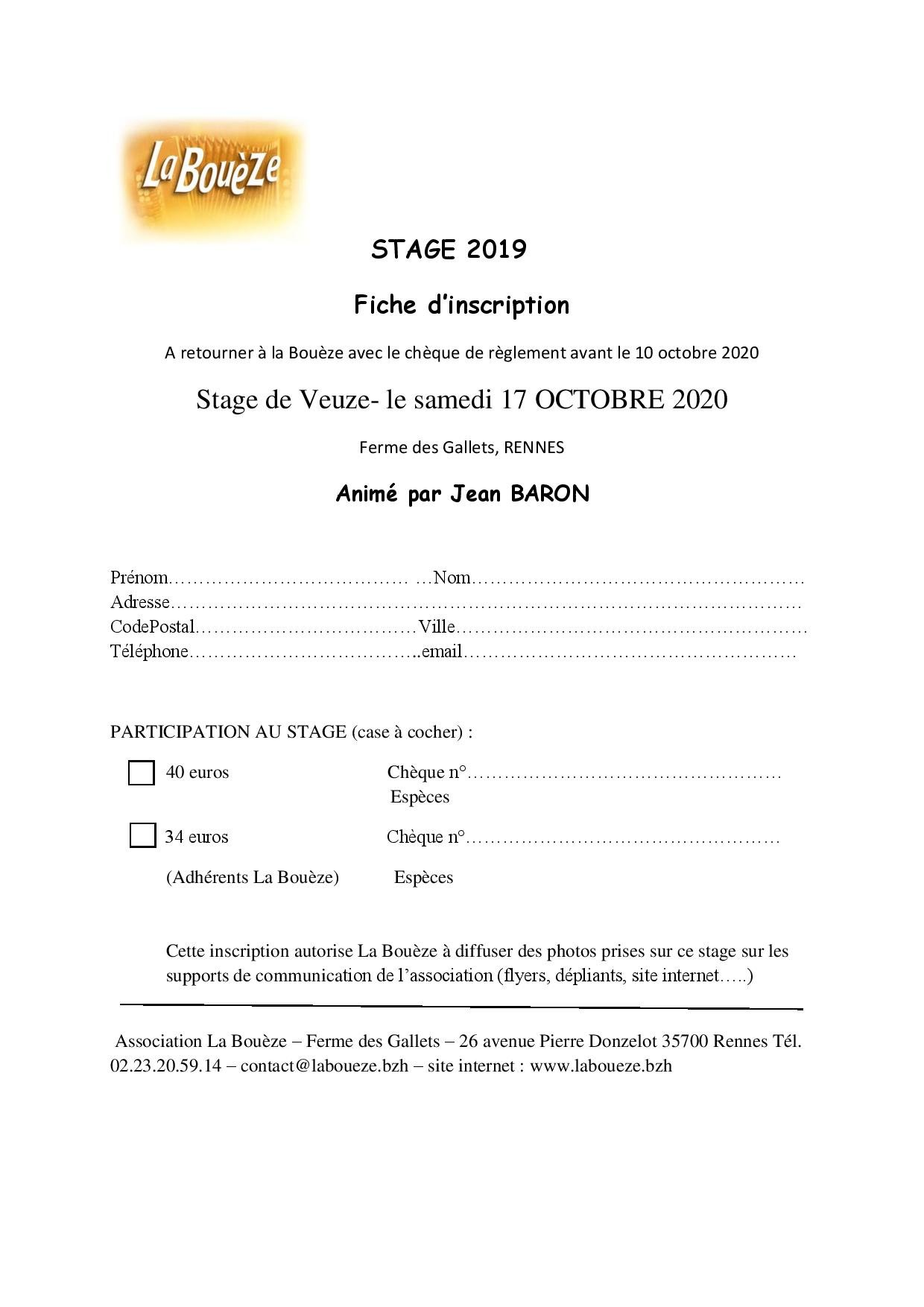 Fiche d inscription stage Jean BARON oct 20-page-001