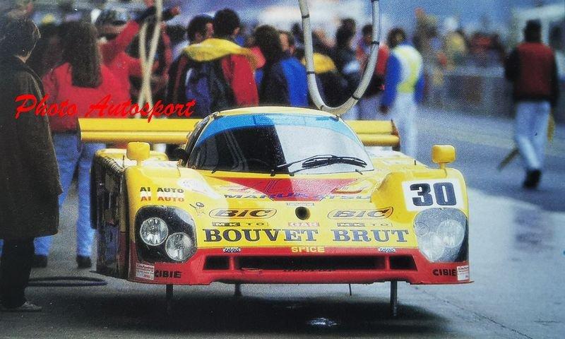 lm92-30 autosport