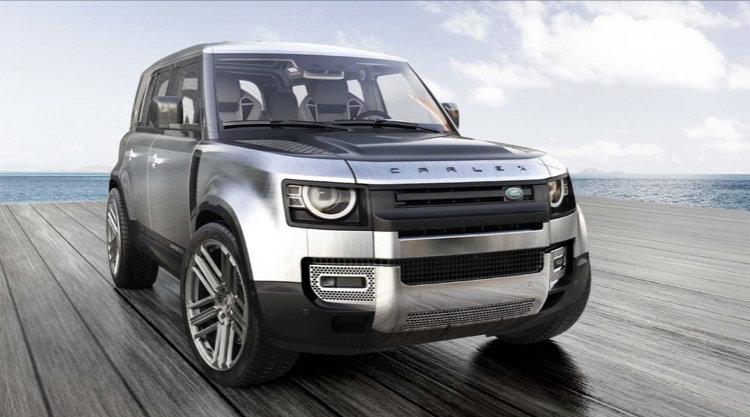 2018 - [Land Rover] Defender [L663] - Page 17 200831093917844457