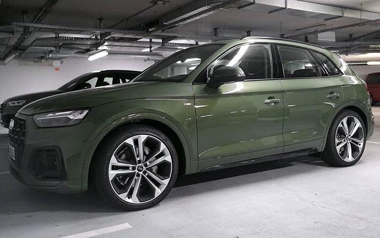 2020 - [Audi] Q5 II restylé - Page 3 200831100126925030