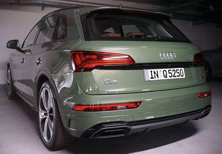 2020 - [Audi] Q5 II restylé - Page 3 200831100127838397