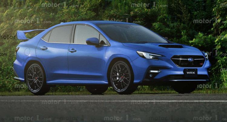 2022 - [Subaru] WRX / WRX STi 200901071704702245