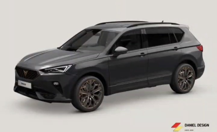 2018 - [Seat] Tarraco - Page 11 200901102052284736