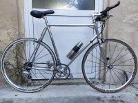 Vélo aluminium soudobrasé André Sablière de 1998. Mini_200901023356239129