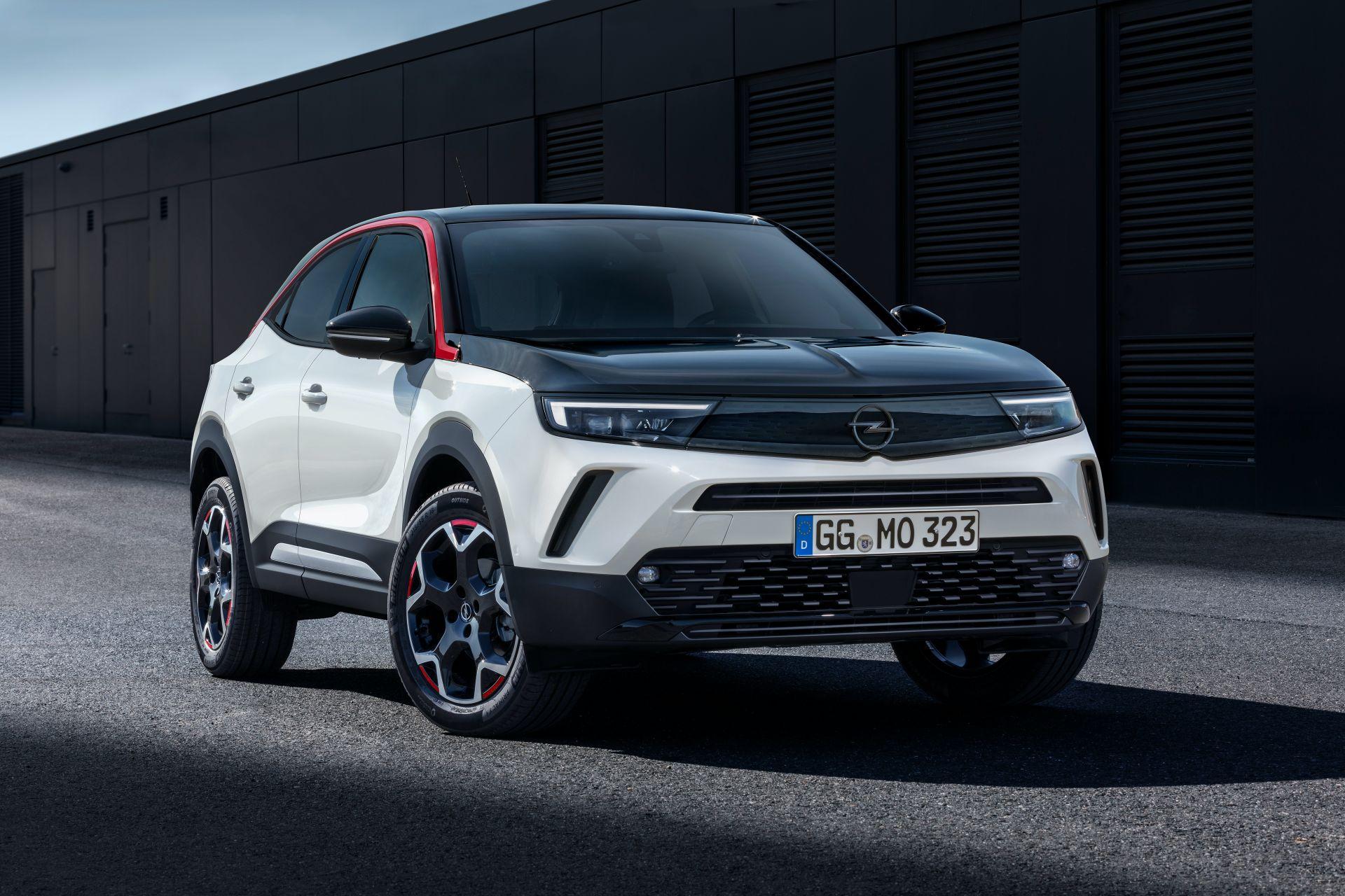 2020 - [Opel] Mokka II [P2QO] 200902110010589492
