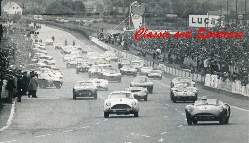 lm61-start44 classic and sportcars