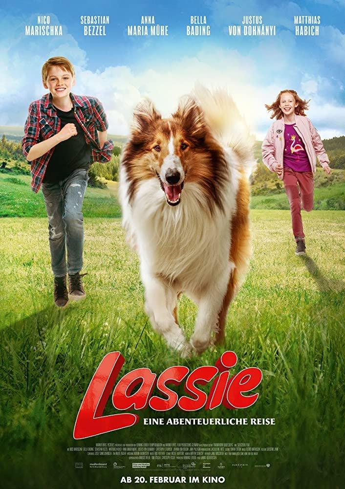 Lassie - Eine abenteuerliche Reise poster image