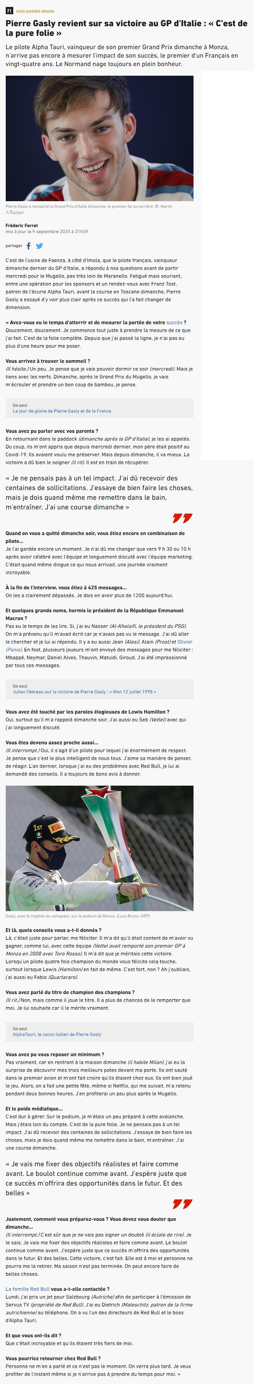 screenshot-www lequipe fr 2020-09-10 13-26-56
