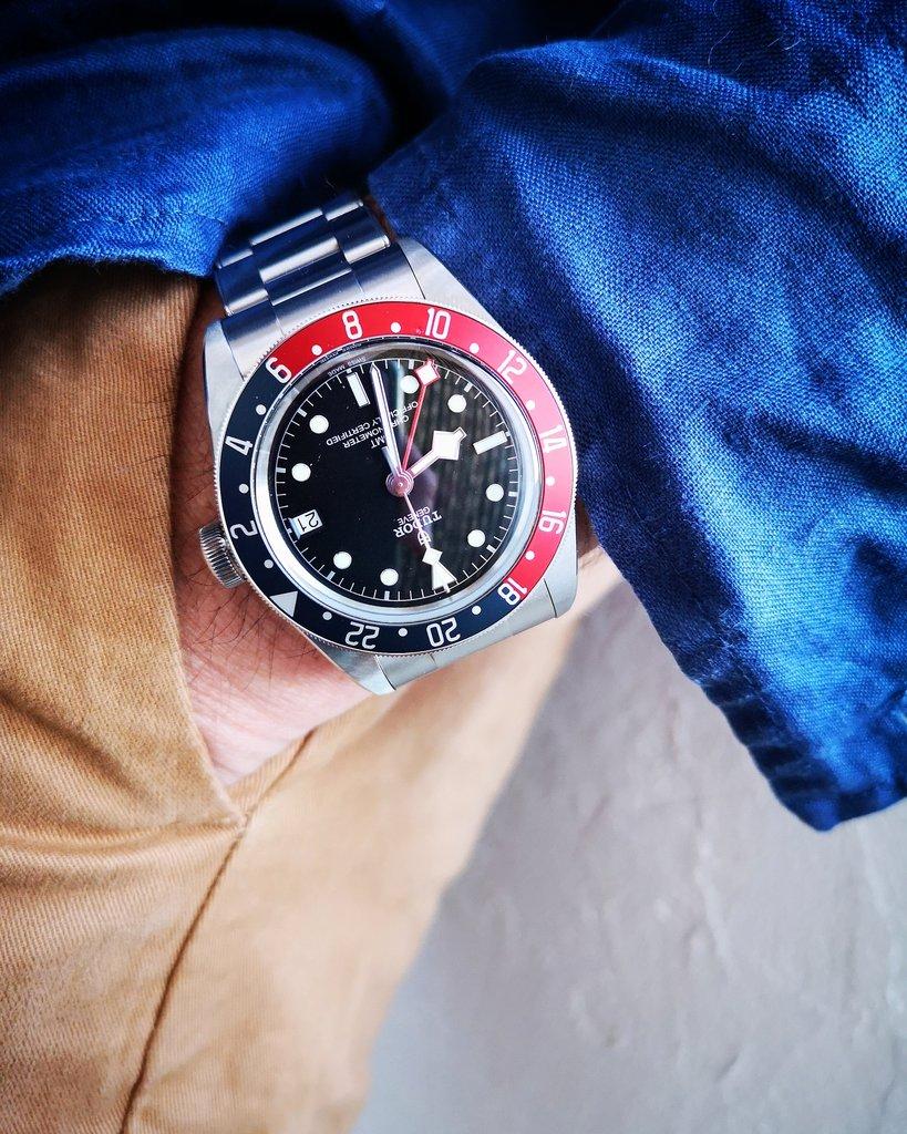Feu de vos Dual Time - GMT - Worldtimer - tome II 200910083541458881