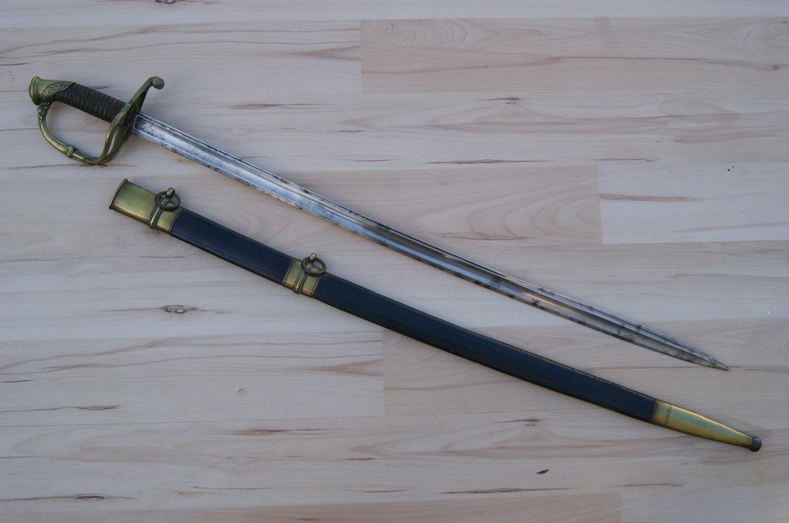 Sabre et épée ... 200910100940607268