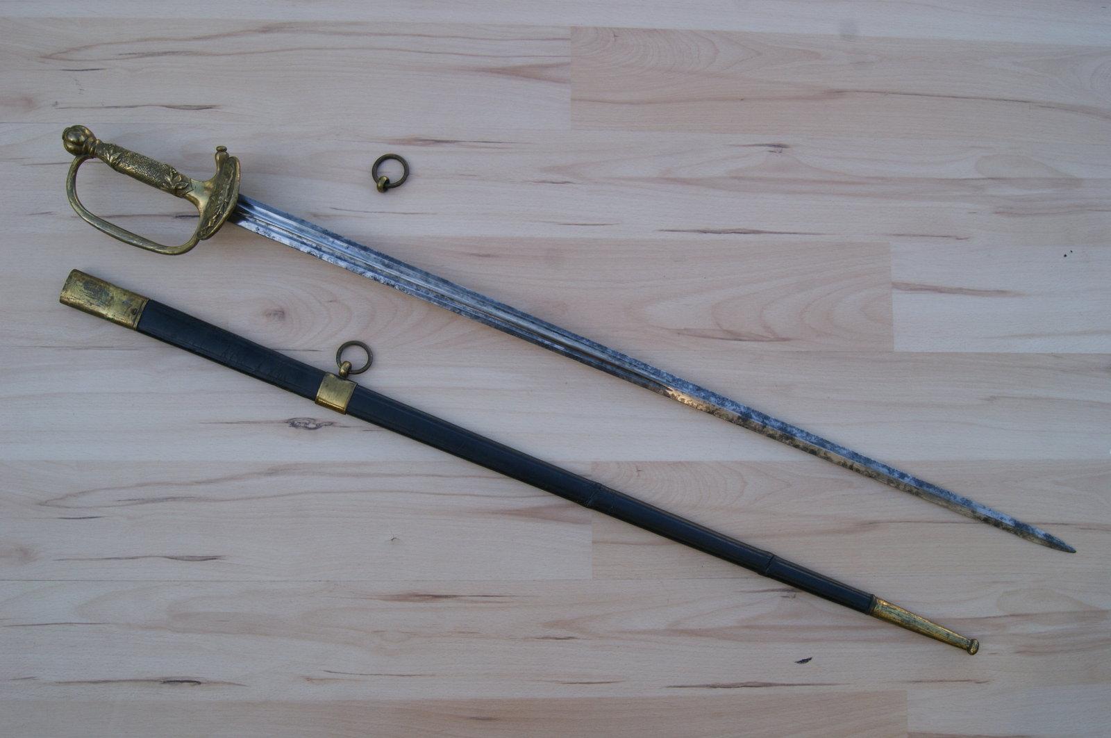 Sabre et épée ... 200910101330898606