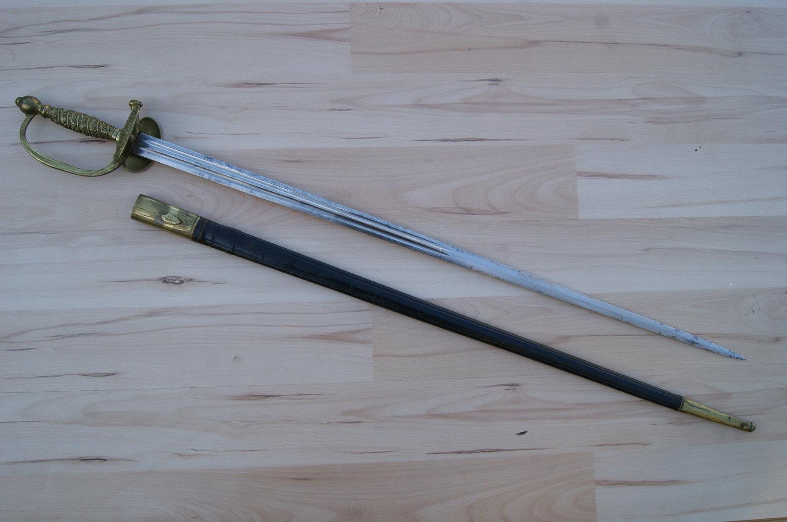 Sabre et épée ... 200910101757274913