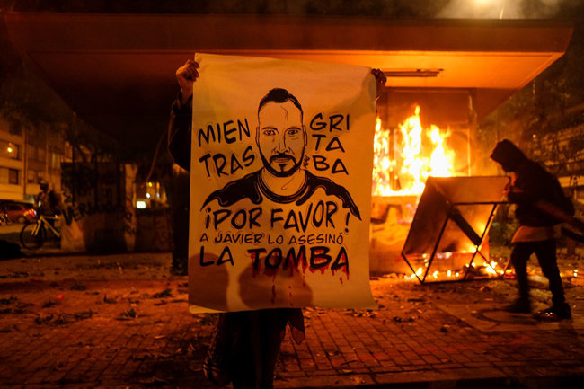 COLOMBIAPROTESTA