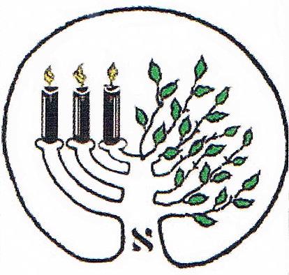 Logo CGJ avec Alef