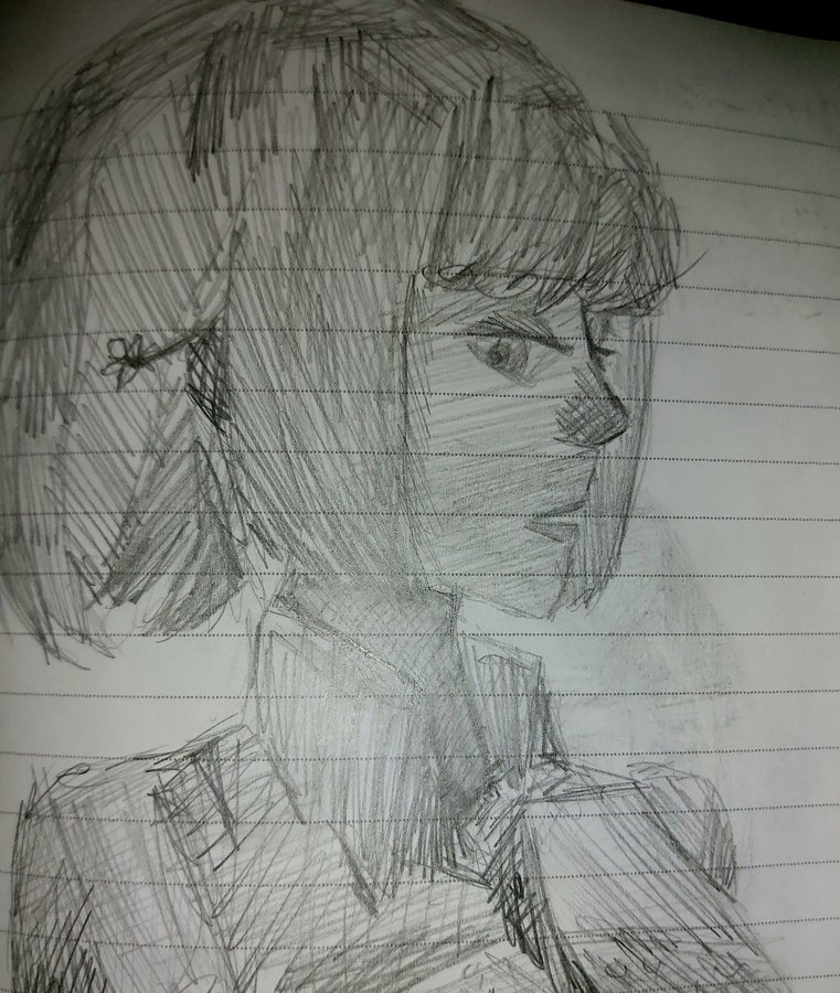 Arya (crédits : Liloo75's daughter)