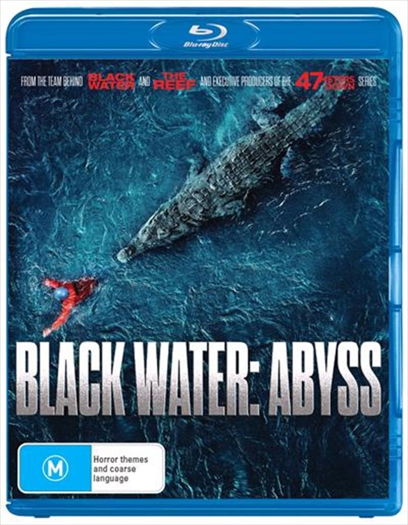 Black Water: Abyss (2020) poster image