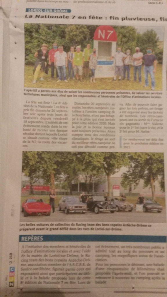 [26] 18-19-20/09/2020 - RN 7 en Fête à Loriol sur Drôme - Page 2 200921083655746044
