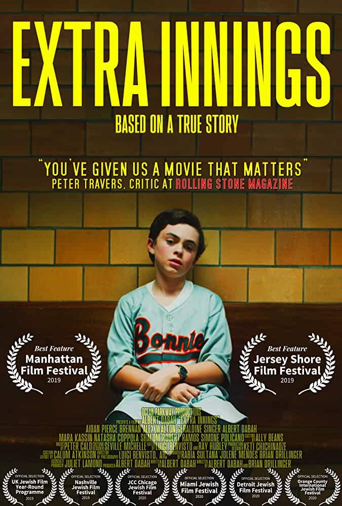 Extra Innings (2020) poster image