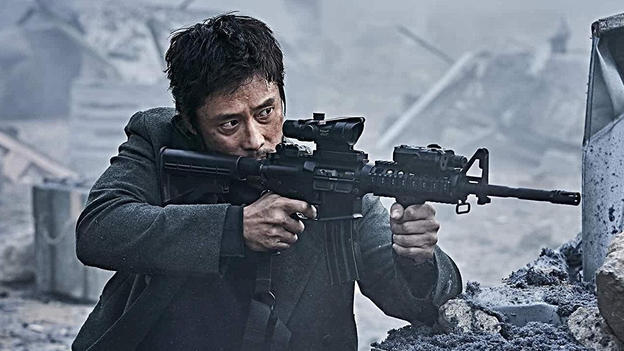 Baekdusan aka Ashfall (2020) image