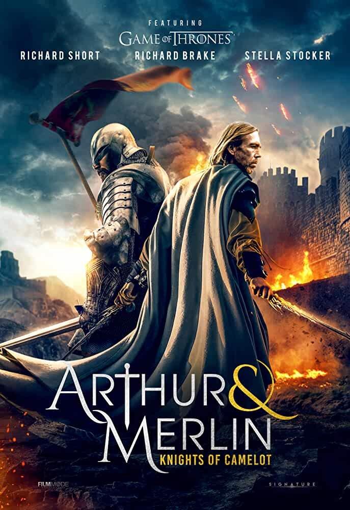 Arthur & Merlin: Knights of Camelot (2020) poster image