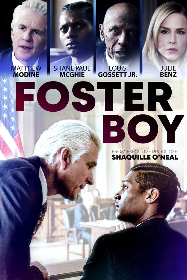 Foster Boy (2020) poster image