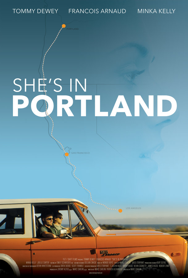 Shes in Portland (2020) poster image