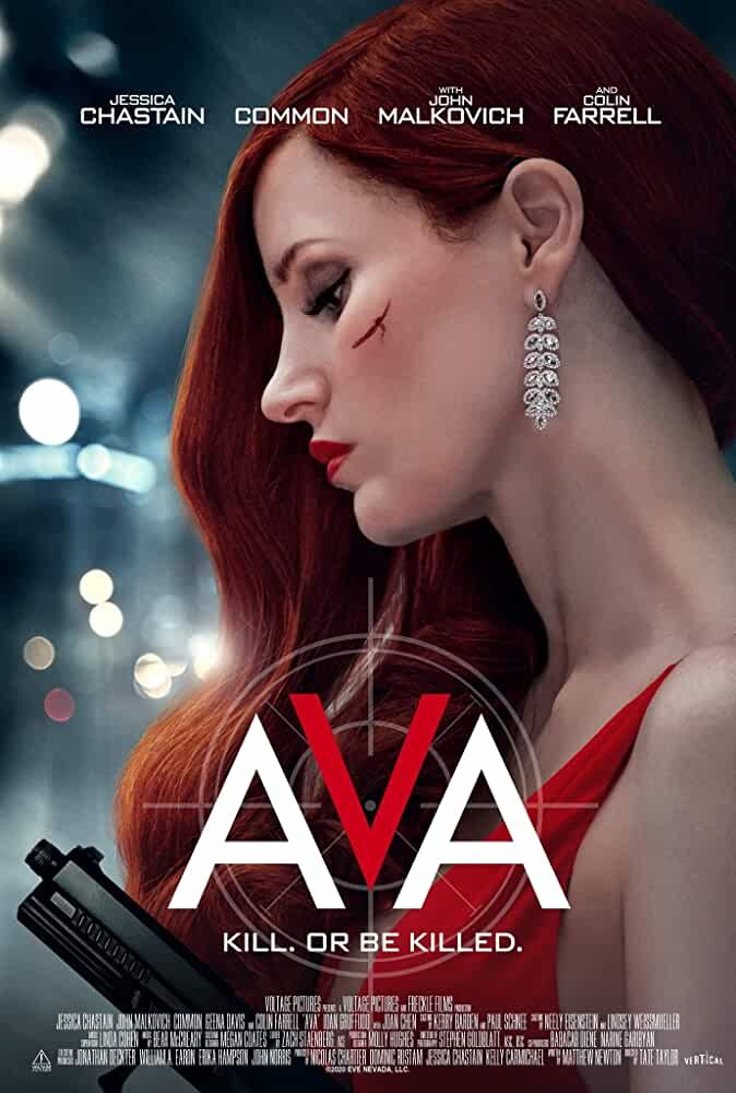 Ava (2020) poster image