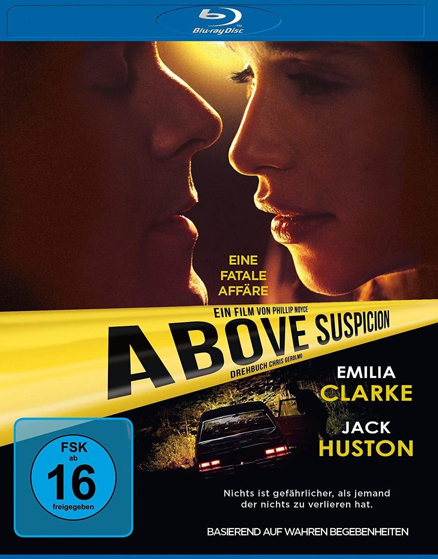 Above Suspicion (2019) poster image