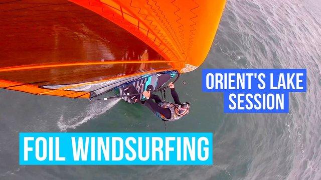 windfoil foret orient