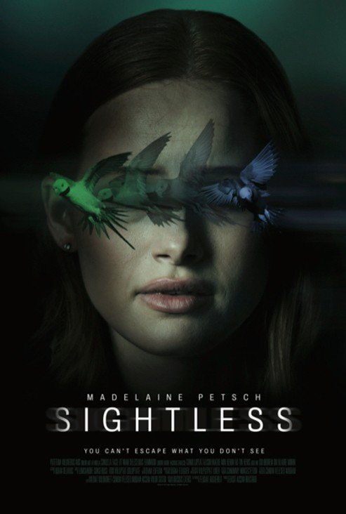 Sightless poster image