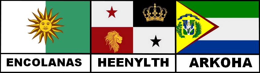 Bannière de la Fédération - Geokratos