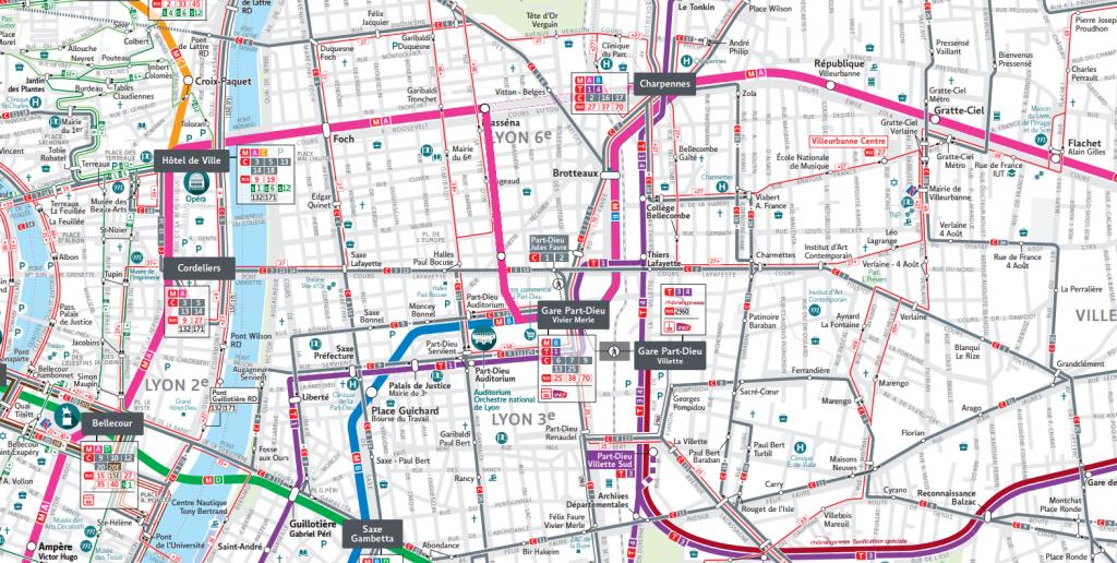 Projet Metropolino schéma