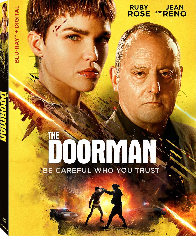 The Doorman (2020) poster image
