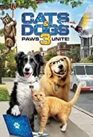 Cats & Dogs 3: Paws Unite (2020) poster image