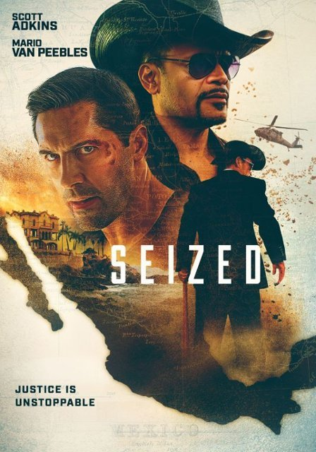 Seized (2020) poster image