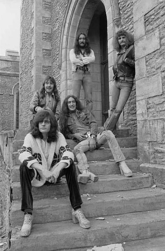 Uriah Heep, 1973