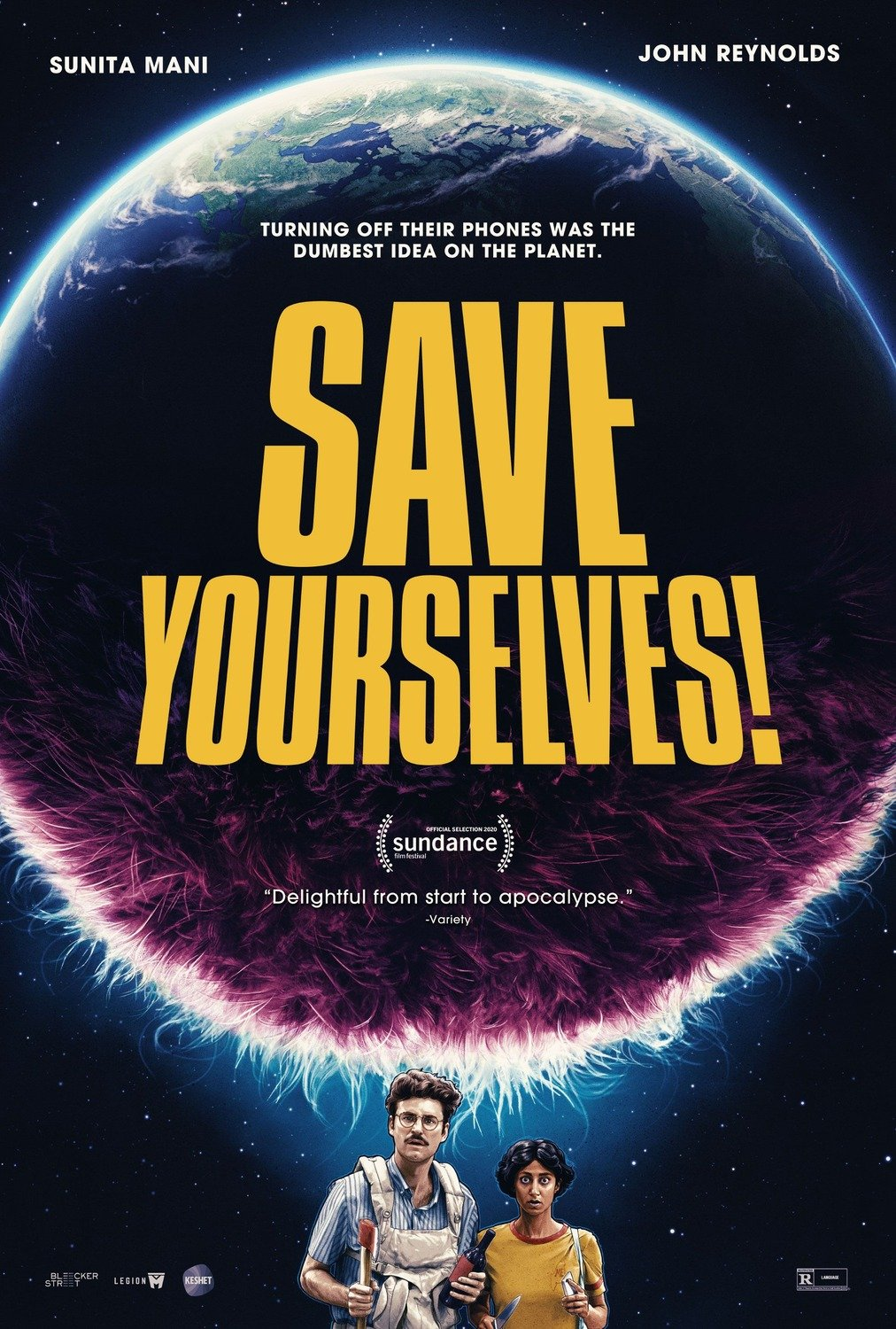Save Yourselves! (2020) poster image