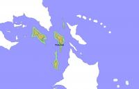carte de l'archipel arkohane