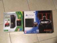 [VDS/ECH] lot jeux GB et boitiers GB + lot jeux PS1 + boites consoles PS4  + super SF2 complet FAH  Mini_201004070830503323